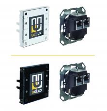 u::Lux Switch RJ45 ohne Mikrofon